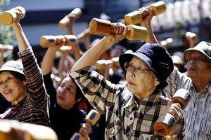 Số người trên 100 tuổi tại Nhật Bản vượt mốc 80.000