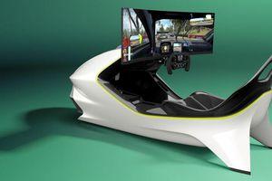 Aston Martin giới thiệu ghế đua xe ảo giá 1,73 tỷ đồng