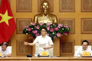 Phó Thủ tướng Vũ Đức Đam: Đưa sách giáo khoa tới tay học sinh, giảm các khâu trung gian