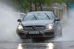 5 nguyên tắc lái xe an toàn mùa mưa bão, lái xe cần tuân thủ