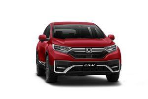 Honda CR-V có thêm màu mới