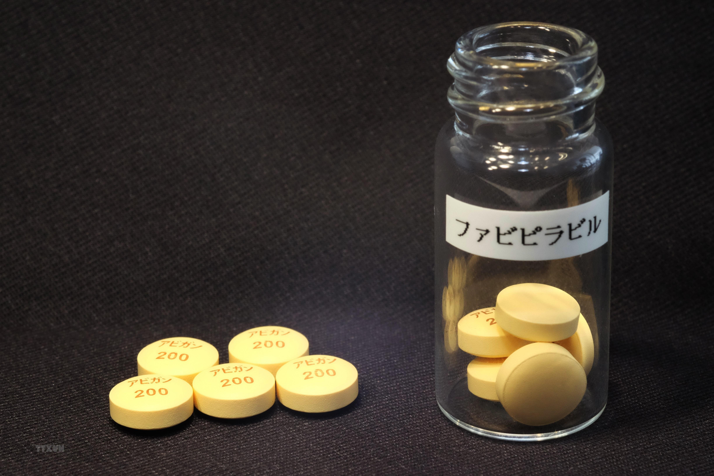 Nhà sản xuất thuốc Avigan xúc tiến thủ tục xin cấp phép