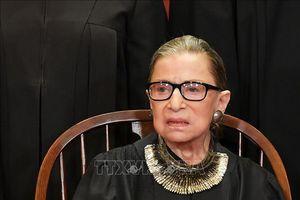 Mỹ: Bắt đầu 3 ngày tang lễ nữ Thẩm phán Ruth Bader Ginsburg