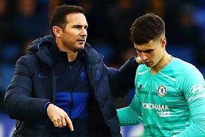 HLV Lampard nhắn nhủ Kepa điều gì khi Chelsea sắp đón Mendy?
