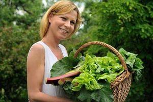 Lợi ích thần kỳ của rau sống với sức khỏe