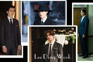 Lee Dong Wook và những lần tỏa nắng trong bộ vest đen cực phẩm trên màn ảnh
