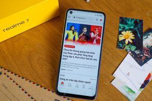 Trải nghiệm nhanh Realme 7: thiết kế, pin và hiệu năng nhận nâng cấp lớn