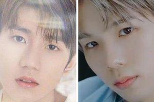 Fan bất ngờ khi hai thành viên mới trong nhóm NCT 2020 giống Vương Nguyên và Lại Quán Lâm