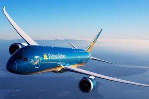 Vietnam Airlines mở bán chuyến bay thương mại quốc tế đầu tiên về Việt Nam