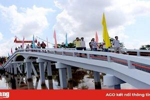 Huy động xã hội hóa xây dựng 581 cầu nông thôn
