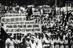 Nam bộ kháng chiến - miền Nam đi trước về sau…