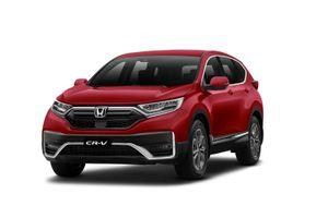 Honda CR-V có thêm mầu đỏ mới, giá tăng 5 triệu đồng