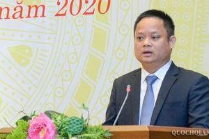 Tổng giám đốc Truyền hình Quốc hội được bổ nhiệm Phó Văn phòng Quốc hội