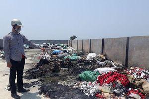 Ô nhiễm làng nghề - Để lâu khó xử lý