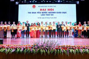 Hơn 300 đại biểu dự Đại hội Thi đua yêu nước ngành Giáo dục