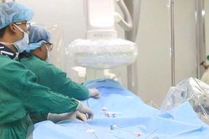 Cấp cứu kịp thời cho một bệnh nhân nước ngoài bị nhồi máu cơ tim cấp