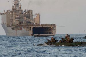 Hé lộ lực lượng mới của Mỹ thách thức đảo nhân tạo ở Biển Đông