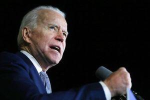 Ông Biden: Sẽ cứng rắn với Trung Quốc về Biển Đông