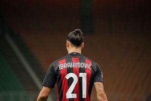 Nóng: Ibrahimovic nghỉ thi đấu dài hạn vì COVID-19