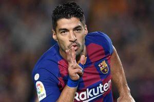Suarez gia nhập Atletico với giá 6 triệu euro