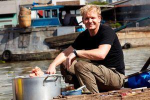 Những show truyền hình quốc tế nổi tiếng nói về ẩm thực Việt Nam