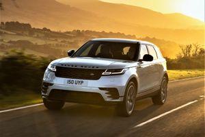 Range Rover Velar 2021 được nâng cấp động cơ