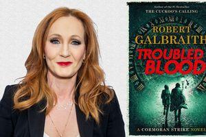 Sách của J.K. Rowling gây tranh cãi nhưng vẫn bán chạy tại Anh
