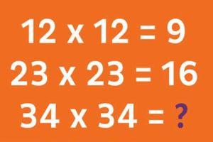 Bài toán tìm số tưởng dễ mà khó