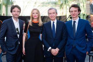 5 người con của ông chủ đế chế Dior, Louis Vuitton