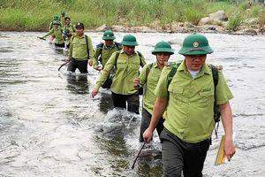 Bảo vệ rừng là nhiệm vụ trọng tâm xuyên suốt của địa phương