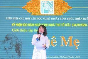 Giới thiệu tập thơ 'Quê mẹ' của nhà thơ Tố Hữu