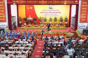 Khai mạc Đại hội đại biểu Đảng bộ TP Cần Thơ lần thứ XIV