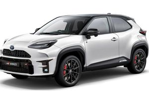 Toyota sẽ ra mắt GR Yaris Cross 'đấu' Hyundai Kona N?