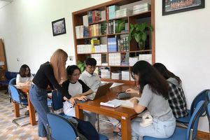 Một ngày làm sinh viên ĐH Ngoại thương ở Quảng Ninh