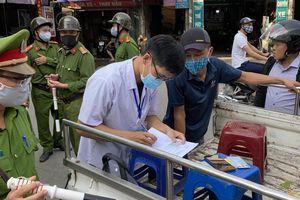 Hà Nội: Tiếp tục kiểm tra, xử lý vi phạm quy định về phòng, chống dịch