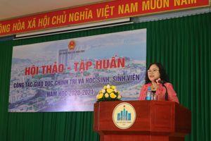 Thứ trưởng Ngô Thị Minh: Công tác GD đạo đức, lối sống chuyển biến tích cực