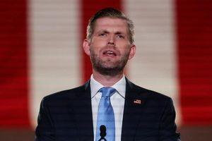 Con trai Tổng thống Trump bị buộc ra hầu tòa ngay trước thềm bầu cử