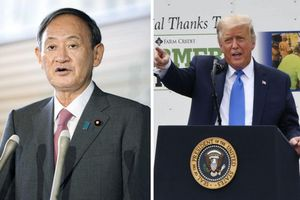 Nhà lãnh đạo Mỹ - Nhật lần đầu điện đàm, cam kết thúc đẩy liên minh an ninh giữa hai quốc gia