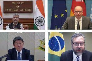 4/5 Ủy viên thường trực Hội đồng Bảo an ủng hộ Ấn Độ gia nhập, G4 'ra tay' thúc đẩy cải cách