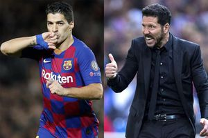 Rời Barca, Suarez trở thành học trò của Simeone