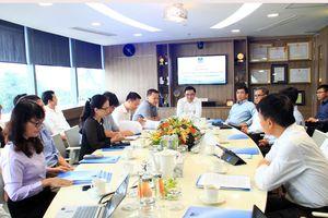 Tổng giám đốc PVN Lê Mạnh Hùng làm việc tại PETROSETCO: Đẩy mạnh phối hợp trong chuỗi phân phối