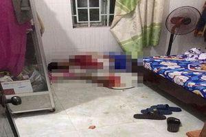 Nghi án chồng sát hại vợ trẻ lúc rạng sáng