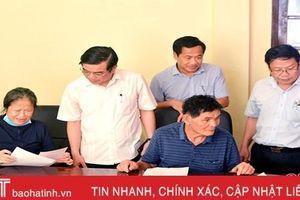 Hà Tĩnh hỗ trợ gần 2.000 lao động, hộ kinh doanh ảnh hưởng dịch Covid-19
