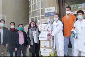 Chính quyền vùng Pardubice của CH Séc vinh danh cộng đồng người Việt trong phòng chống dịch COVID-19
