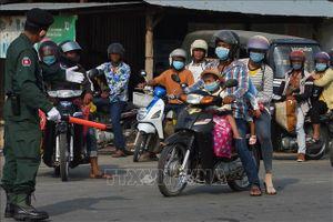 ADB điều chỉnh dự báo tăng trưởng kinh tế Campuchia năm 2020 theo hướng tích cực hơn