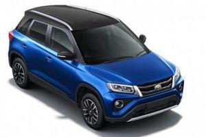 Xe SUV Toyota Urban Cruiser ra mắt tại Ấn Độ, giá chỉ từ 265 triệu đồng