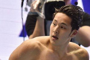 Nam thần bơi lội Nhật Bản ngoại tình gây rúng động dư luận