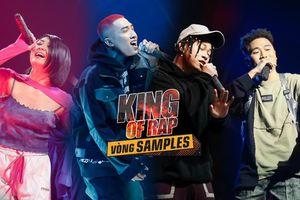 Tập 8 King Of Rap: Lil'Shady 'đứng hình' khi Tuimi khuyên Ngắn 'về nhà ẵm con đi, 1 tỷ để chị ẵm trọn'