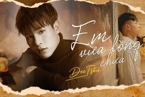 Dee Trần (The Voice) đau khổ vì người yêu phản bội đến lịm đi