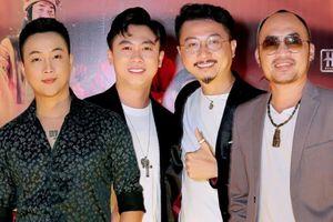 Tiến Luật, TiTi (HKT), Hứa Minh Đạt và dàn sao Việt nô nức chúc mừng Hồ Việt Trung ra mắt phần 6 của series phim ca nhạc 'Giải cứu tiểu thư'